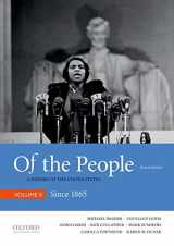 9780190910211-0190910216-Of the People: A History of the United States, Volume II: Since 1865