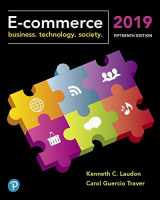 9780134998459-0134998456-E-Commerce 2019: Business, Technology and Society (15th Edition)