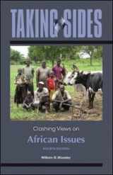 9780078050084-0078050081-Taking Sides: Clashing Views on African Issues