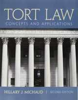 9780132973731-0132973731-Tort Law: Concepts and Applications