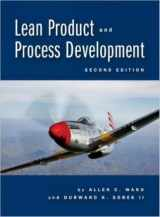 9781934109434-1934109436-Lean Product and Process Development