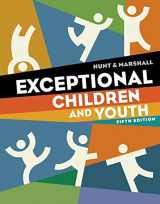 9781111833428-1111833427-Exceptional Children and Youth