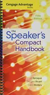 9781305280281-1305280288-Cengage Advantage Books: The Speaker's Compact Handbook, Spiral bound Version