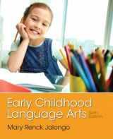 9780133358445-0133358445-Early Childhood Language Arts