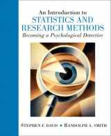 9780131505117-0131505114-Introduction to Statistics and Research Methods: Becoming a Psychological Detective, An