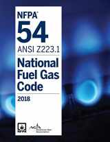 9781455916672-1455916676-NFPA 54:National Fuel Gas Code, 2018 Edition