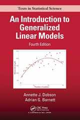 9781138741515-1138741515-An Introduction to Generalized Linear Models (Chapman & Hall/CRC Texts in Statistical Science)