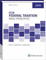 9780808046141-0808046144-Federal Taxation: Basic Principles (2018)