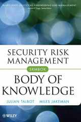 9780470454626-0470454628-Security Risk Management Body of Knowledge