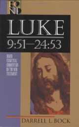 9780801010514-0801010519-Luke (Baker Exegetical Commentary on the New Testament) (2 Volumes)