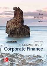 9781259918957-1259918955-Fundamentals of Corporate Finance