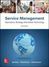 9781259784637-1259784630-Service Management: Operations, Strategy, Information Technology