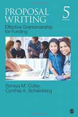 9781483376431-1483376435-Proposal Writing: Effective Grantsmanship for Funding (SAGE Sourcebooks for the Human Services)