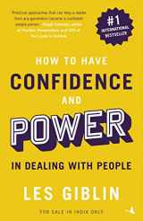 9789388241571-9388241576-How to have Confidence and Power in Dealing with People