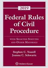 9781543806021-1543806023-Federal Rules of Civil Procedure: With Selected Statutes and Other Materials, 2019 (Supplements)