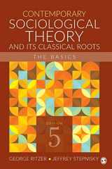 9781506339412-1506339417-Contemporary Sociological Theory and Its Classical Roots: The Basics