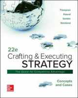 9781260075106-1260075109-Crafting & Executing Strategy: Concepts and Cases