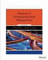 9781119239055-1119239052-Patterns of Entrepreneurship Management Fifth Edition