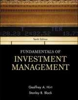 9780078034626-0078034620-Fundamentals of Investment Management (McGraw-Hill/Irwin series in finance, insurance, and Real Estate)