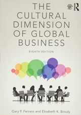 9781138202290-1138202290-The Cultural Dimension of Global Business
