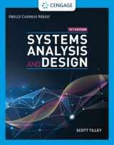 9780357117811-0357117816-Systems Analysis and Design (MindTap Course List)