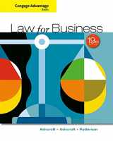 9781305654921-1305654927-Cengage Advantage Books: Law for Business