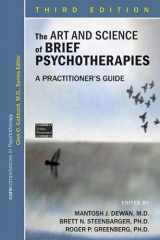 9781615370795-161537079X-The Art and Science of Brief Psychotherapies: A Practitioner's Guide (Corecompetencies in Psychotherapy)