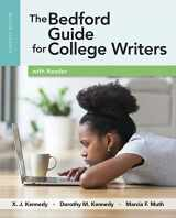 9781319040208-1319040209-The Bedford Guide for College Writers with Reader