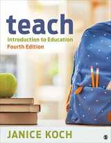 9781544342573-1544342578-Teach: Introduction to Education