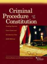 9781684679959-1684679958-Criminal Procedure and the Constitution, Leading Supreme Court Cases and Introductory Text, 2020 (American Casebook Series)