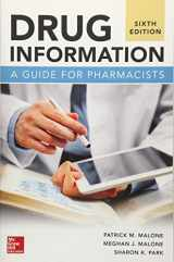 9781259837975-1259837971-Drug Information: A Guide for Pharmacists, Sixth Edition