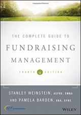 9781119289326-1119289327-The Complete Guide to Fundraising Management (Afp Fund Development)