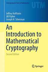 9781493917105-1493917102-An Introduction to Mathematical Cryptography (Undergraduate Texts in Mathematics)