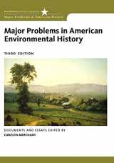 9780495912422-0495912425-Major Problems in American Environmental History (Major Problems in American History Series)