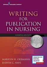 9780826147011-0826147011-Writing for Publication in Nursing, Fourth Edition