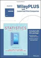 9781119163664-1119163668-Statistics, Loose-leaf Print Companion: Unlocking the Power of Data - no Wileyplus
