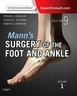 9780323072427-0323072429-Mann's Surgery of the Foot and Ankle, 2-Volume Set: Expert Consult: Online and Print (Coughlin, Surgery of the Foot and Ankle 2v Set)