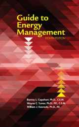 9781498759335-1498759335-Guide to Energy Management, Eighth Edition
