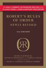 9780306820212-0306820218-Robert's Rules of Order Newly Revised