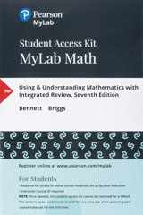 9780134715865-0134715861-MyLab Math with Pearson eText -- 24 Month Standalone Access Card -- for Using & Understanding Mathematics with Integrated Review