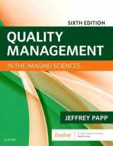 9780323512374-0323512372-Quality Management in the Imaging Sciences
