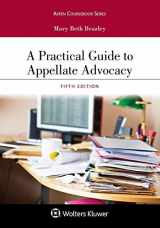 9781454896340-1454896345-A Practical Guide to Appellate Advocacy (Aspen Coursebook Series)