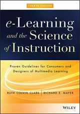 9781119158660-1119158664-e-Learning and the Science of Instruction: Proven Guidelines for Consumers and Designers of Multimedia Learning
