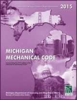 9781609836801-1609836804-2015 Michigan Mechanical Code