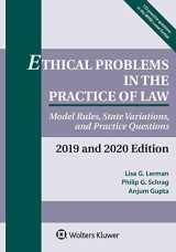 9781454894865-1454894865-Ethical Problems in the Practice of Law (Supplements)