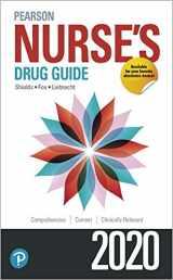 9780135790489-0135790484-Pearson Nurse's Drug Guide 2020