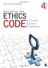 9781483369297-1483369293-Decoding the Ethics Code: A Practical Guide for Psychologists