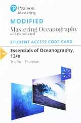 9780135486948-0135486947-Modified MasteringOceanography with Pearson eText -- Standalone Access Card -- for Essentials of Oceanography