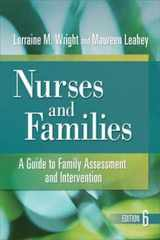 9780803627390-0803627394-Nurses and Families: A Guide to Family Assessment and Intervention