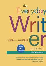 9781319361136-1319361137-The Everyday Writer with Exercises, 2020 APA Update